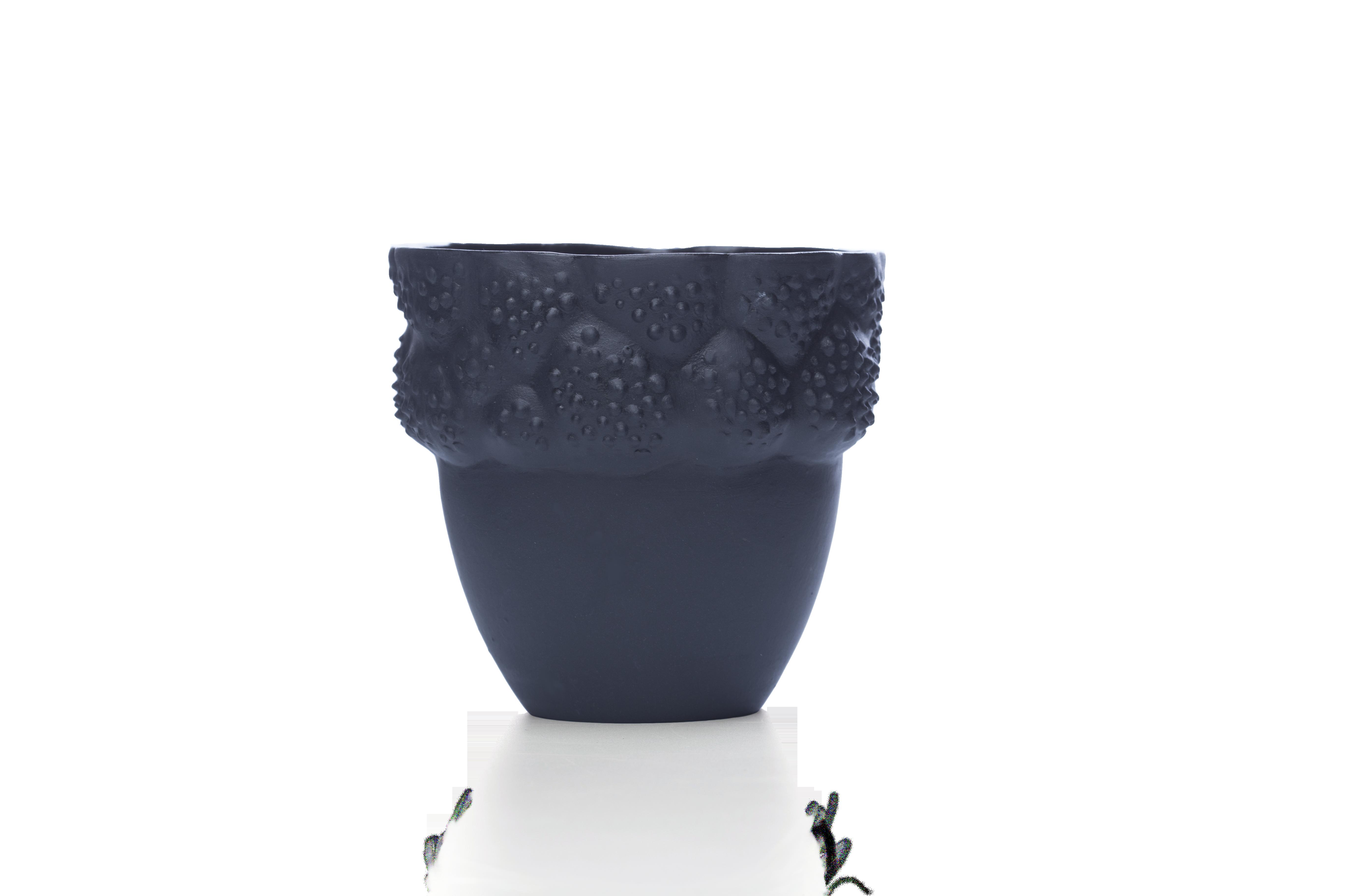 Beaker Asclépiade black