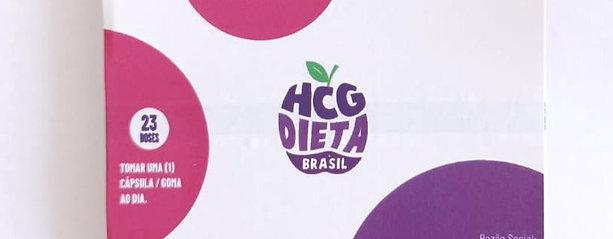 Kit HCG em Balas 23 dias