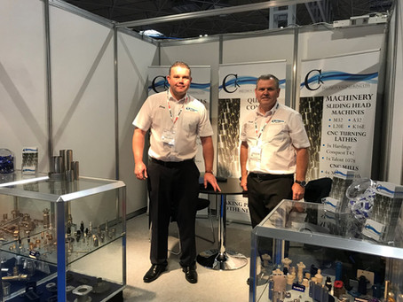Hi, we are currently at the #SUBCON show at the NEC, come visit us on stand B44