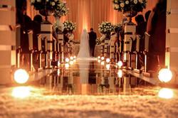 Iluminação Cênica em casamento