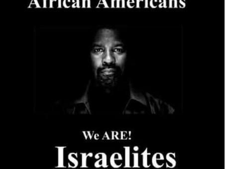 Today's Israelites
