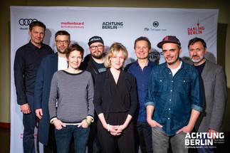 """Achtung Berlin""–Panel ""Autor*innen an die Macht?"""