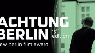 """4 Blocks"" at the Achtung Berlin new berlin film award"