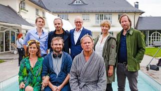 """Drehstart für Miniserie """"Labaule & Erben"""""""