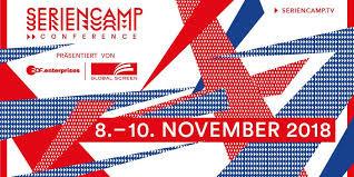 """""""Wann sind wir da"""" auf dem Seriencamp München am 8. Nov"""