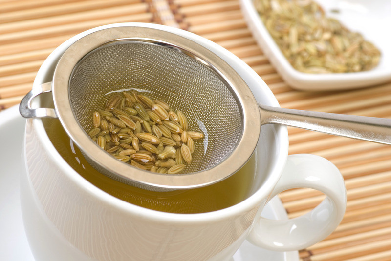 tea, medicine, herbs, fennel, acupuncture