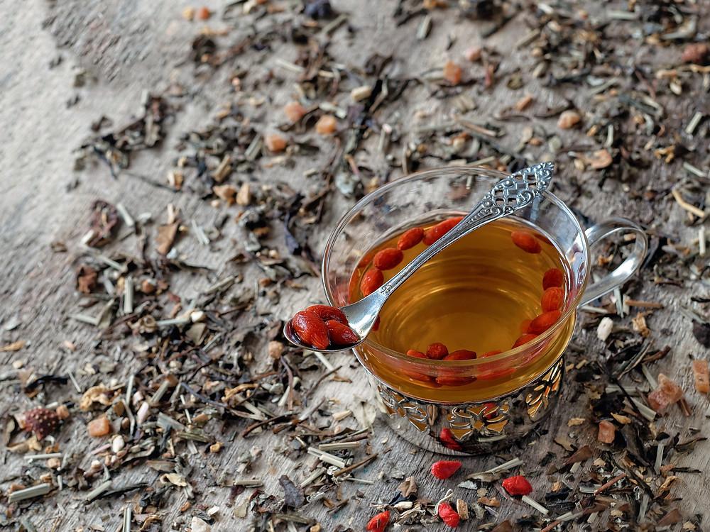 Goji Berry Tea for womens health