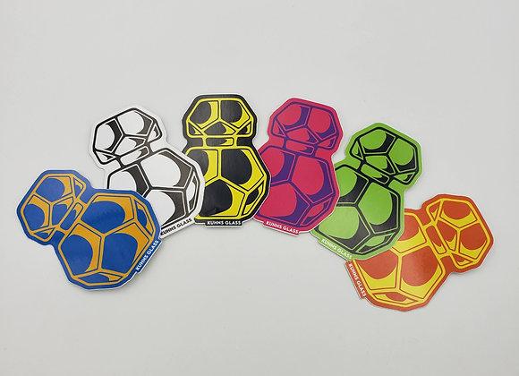 Geo Sticker Pack