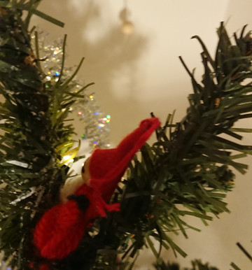 Leka i en julgran 🎄