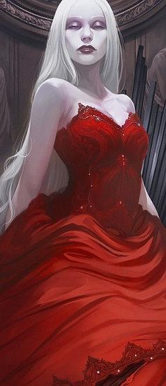Elder Queen Vampire