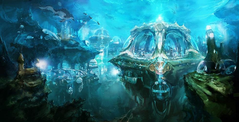The Atlantian Crystals & Gaia Series ~