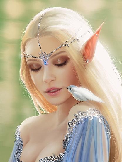A ~ The Elven Princess