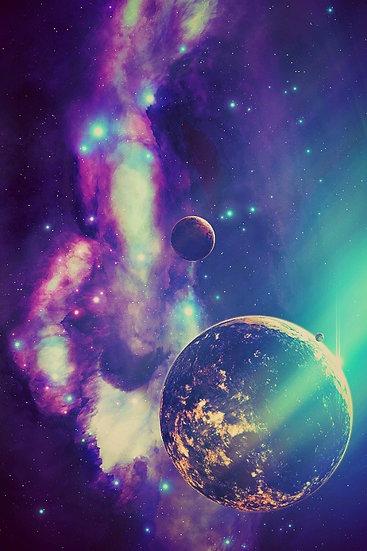 Personal Cosmology ~ Self Transformational Attunement Series