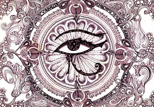 Eye Of Horus Activation Attunement ~