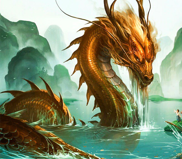 Dragon Winds Empowerment ~