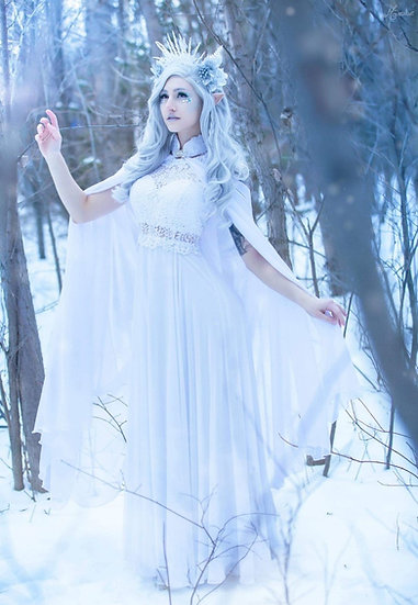 Custom Winter Elf