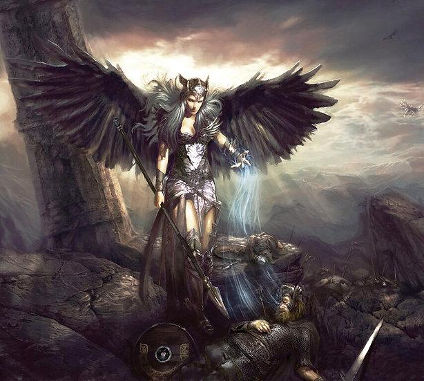 Freya ~ Warrior Goddess Empowerment