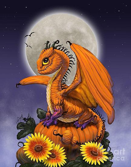Pumpkin Dragons ~