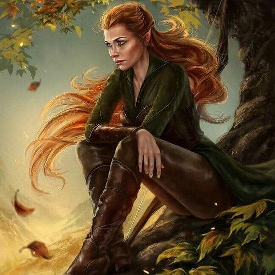 Elder Royal Autumn Elf ~