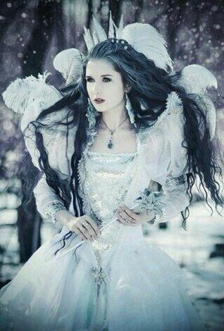 Custom Frost Faery