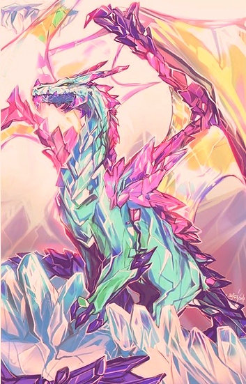 Crystal Dragon Trilogy ~ 3 Attunement Bundle!