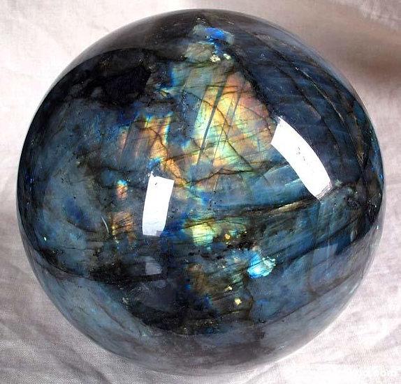 The Labradorite Sphere ~