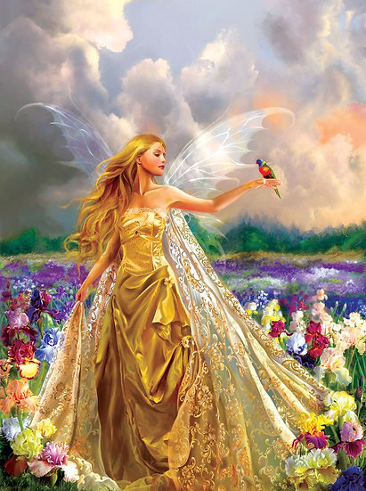 The Enchanted Fairy Goddess Within Healing System ~ Level 1