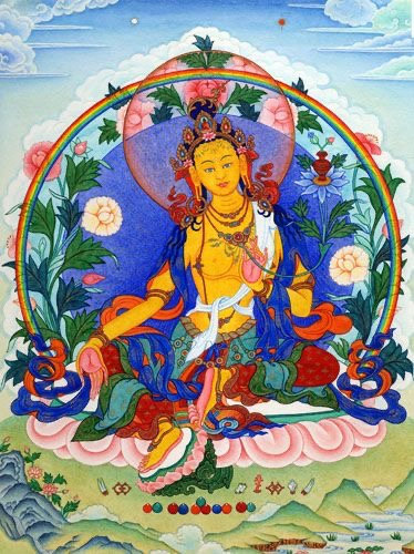 Namgyalma Mother Buddha Reiki ~ Protection & Recovery from Illness