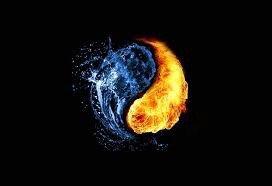 Fire & Water Duo ~