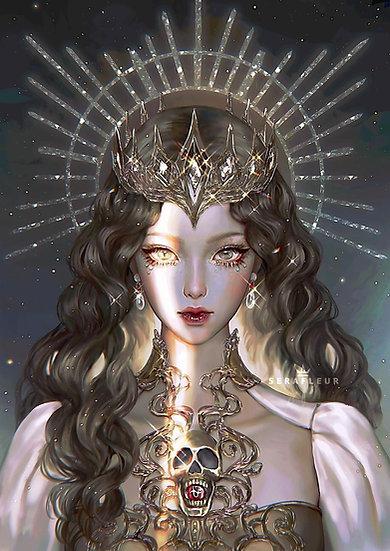 Queen A ~ Crystallus Elf