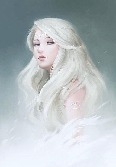 S ~ Elder Pleiadian Female