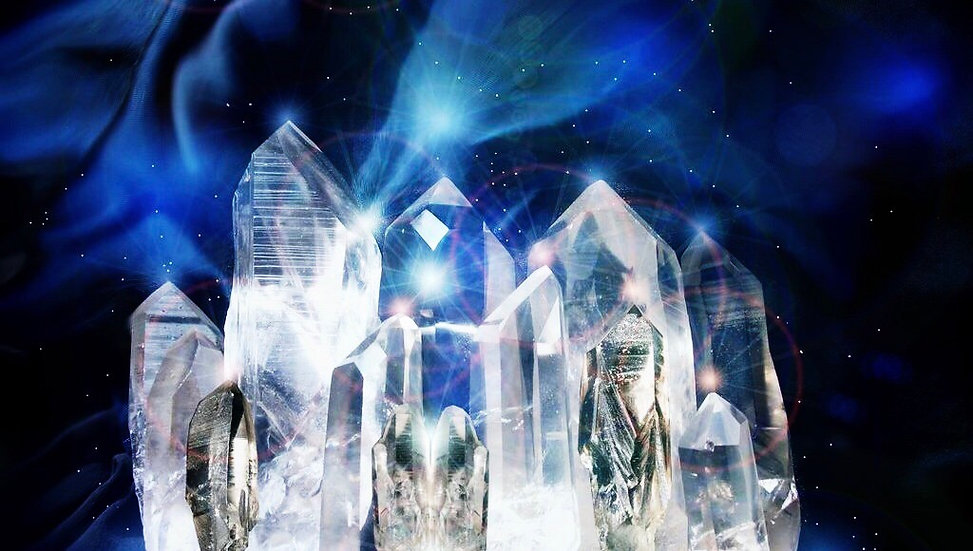 The Atlantian Crystal Activation ~ Level 1