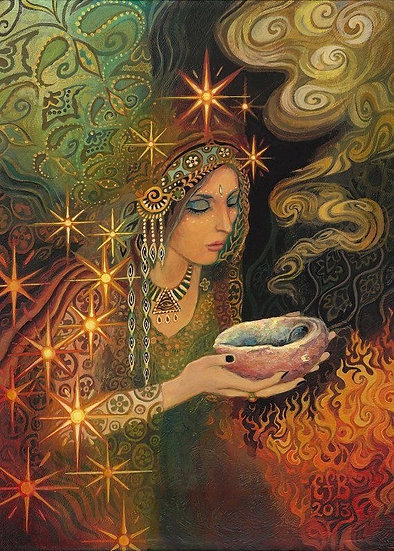 Gypsy Magick Attunement ~