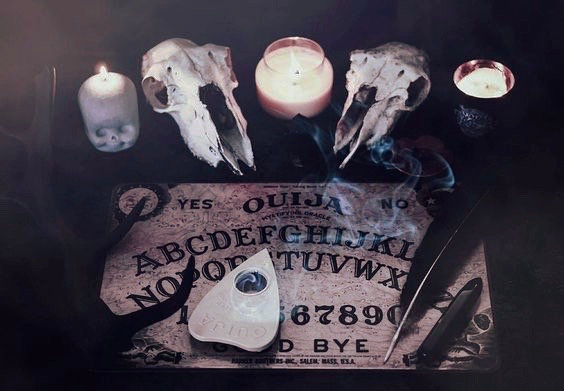 Ouija Protective Flush Attunement ~