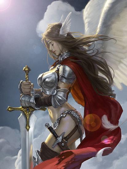 S ~ Valkyrie ~ Discernere Companion