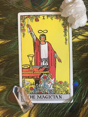 The Magician Empowerment ~