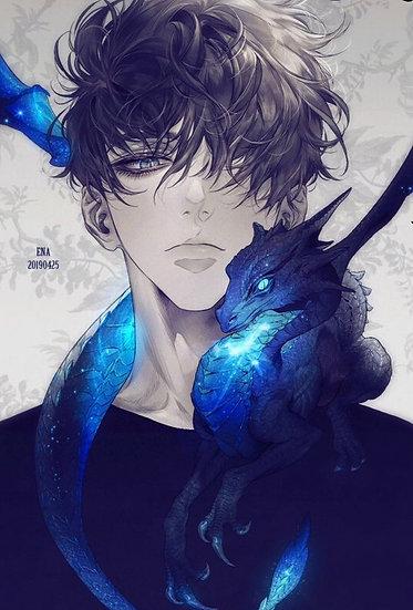 O ~ Black Dragon Shifter