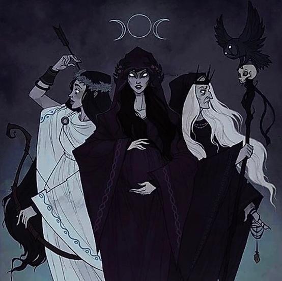 The Triple Goddess Attunement Bundle ~