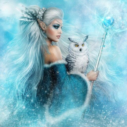 Frost Faery Princess