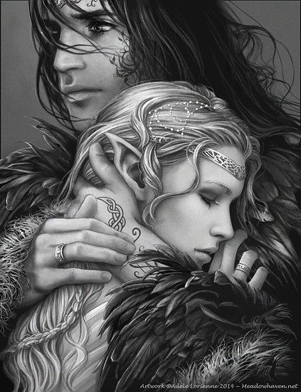 Past Life Connections ~ Love