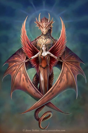 Dragon Shield Empowerment ~