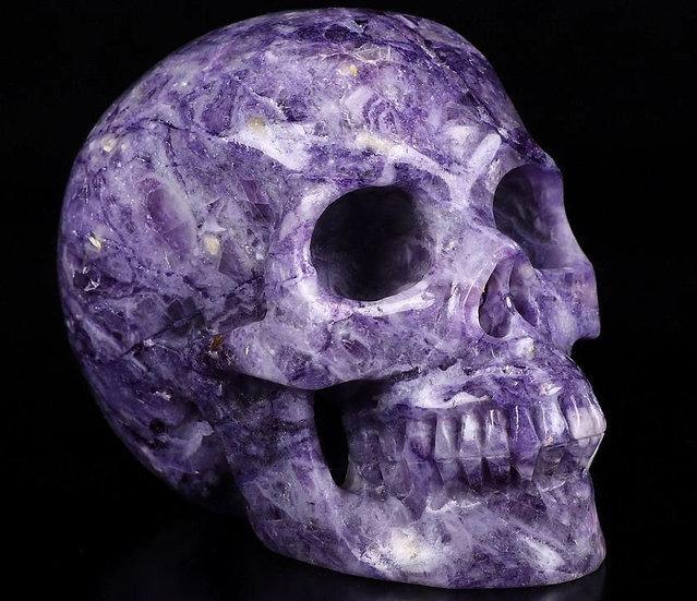 Thirteen Crystal Skulls ~ Powerful Energy!