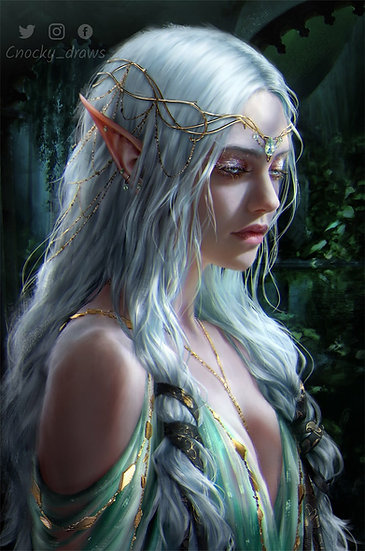 C ~ Elven Princess