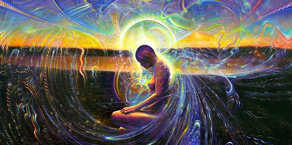 Multidimensional Awareness Clearing & Activation Attunement ~