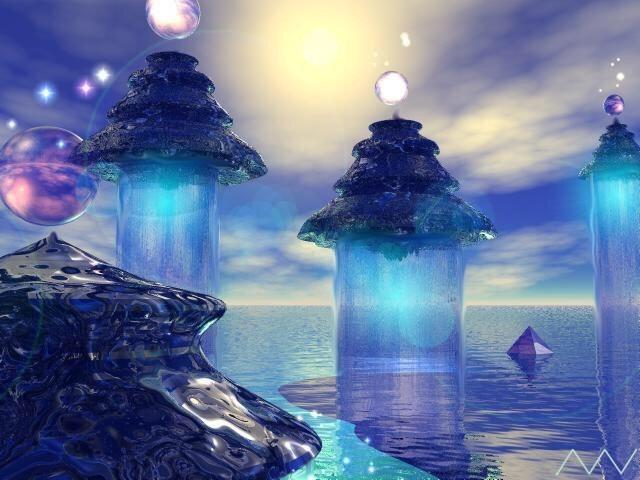 The Crystal Energies Of Atlantis ~ Levels 1-4