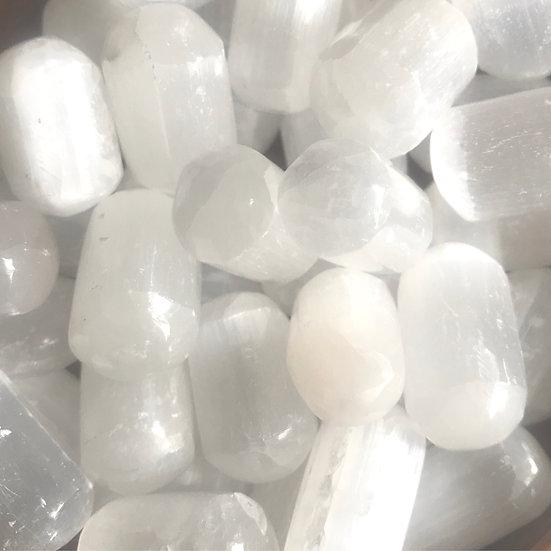 Selenite Crystal Attunement ~