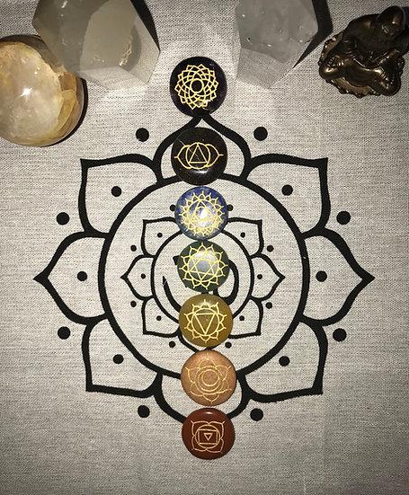 Crystal Chakra Healing & Balancing Session ~