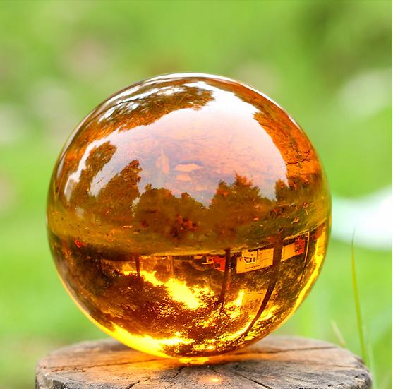 Celestial Healing Encoding ~ Amber
