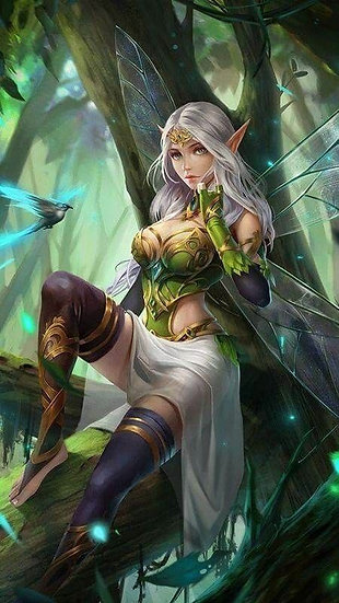 Fairy Infusion ~