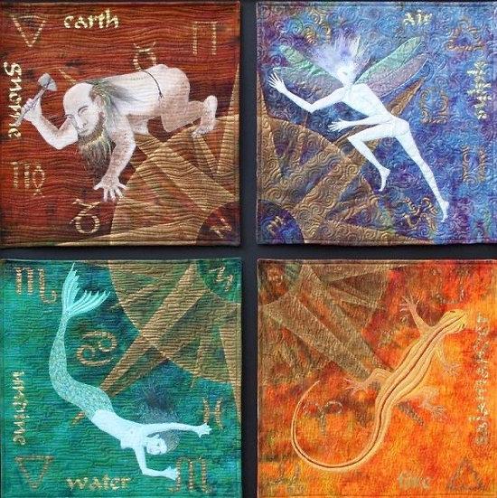 Elemental Kings Reiki ~ 4 Levels ~ Djinn, Ghobs, Nixas & Paraldas!